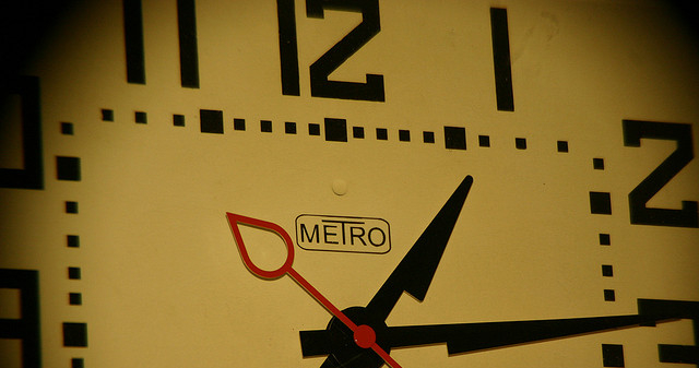 Clock by Dave Stokes cropped