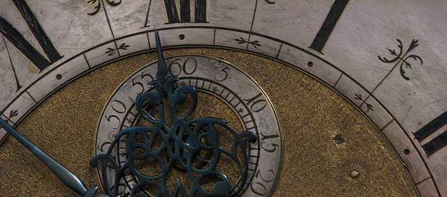 Clock by Kaja Kozłowska cropped